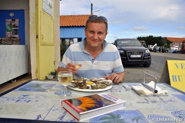 za co kochasz Francję, Francja, ostrygi, Bretania, Ille d'Oleron