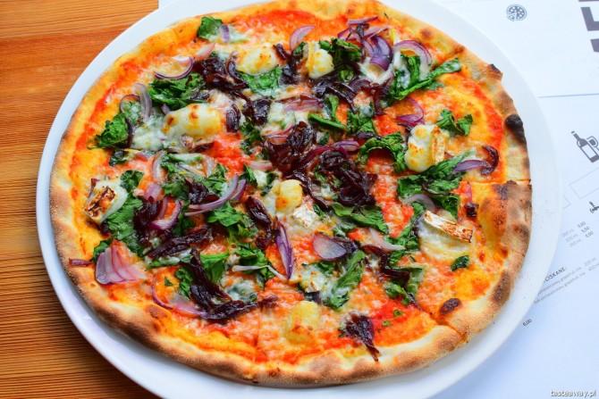 Locale, kuchnia włoska, Warszawa, Mokotów, pizza, pasta