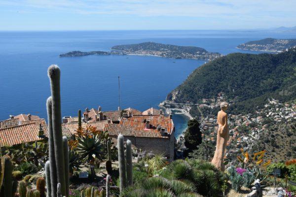 najpiękniejsze francuskie miasteczka, francuskie perełki, co zobaczyć we Francji, Lazurowe Wybrzeże, Eze