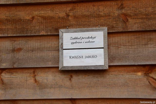 magiczne miejsca w Polsce, gdzie na weekend, Kwaśne Jabłko, produkcja cydru, ekologiczna agroturystyka, magiczne miejsca na Warmii, cydrownia