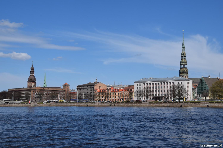 Łotwa, Ryga, co zobaczyć w Rydze, Ryga- atrakcje, starówka w Rydze