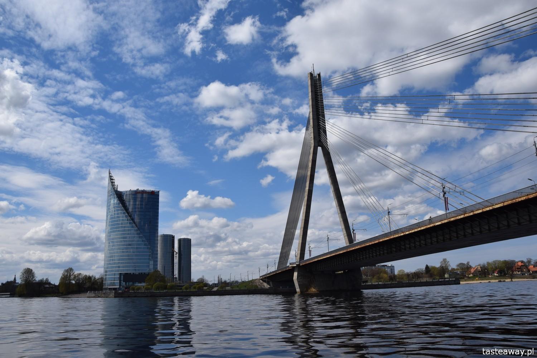 Łotwa, Ryga, co zobaczyć w Rydze, Ryga- atrakcje, starówka w Rydze, panorama Rygi, rejs po Dźwinie