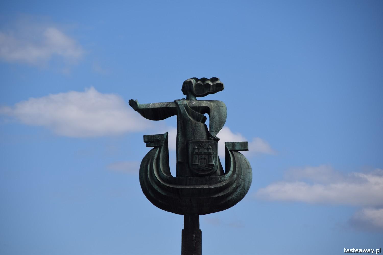 Łotwa, Ryga, co zobaczyć w Rydze, Ryga- atrakcje, starówka w Rydze, panorama Rygi, rejs w Rydze, rejs po Dźwinie