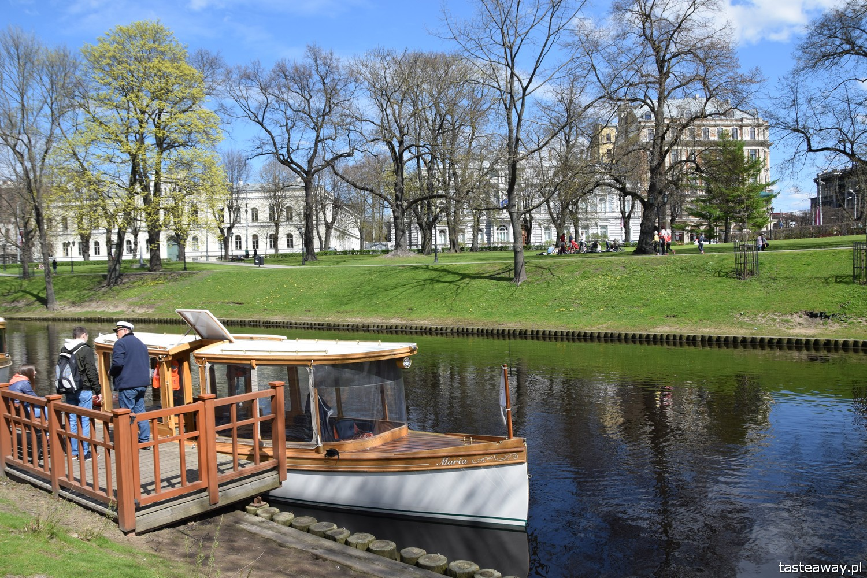 Łotwa, Ryga, co zobaczyć w Rydze, Ryga- atrakcje, starówka w Rydze, rejs po Rydze