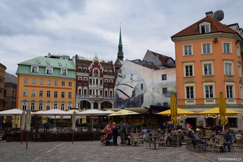 Ryga, Łotwa, starówka w Rydze, Stare Miasto w Rydze