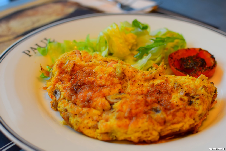 rancuskie potrawy, kuchnia francuska, francuskie klasyki, zupa cebulowa, francuskie potrawy, które trzeba znać, omlet, omlette,