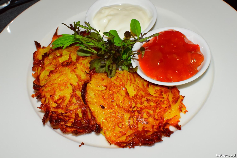 kuchnia łotewska, pierogi, placki ziemniaczane