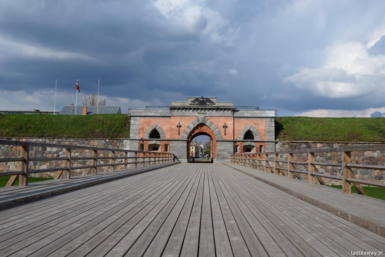 Łotwa, co robić na Łotwie, co zobaczyć na Łotwie, Daugavpils, twierdza w Daugavpils, twierdza Dyneburg