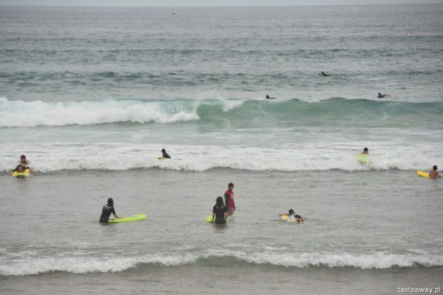 Zarautz, surfing w Kraju Basków, gdzie na surfing,, Kraj Basków, co zobaczyć w Kraju Basków, najciekawsze miejsca w Kraju Basków, najpiękniejsze baskijskie wioski, port, baskijskie porty