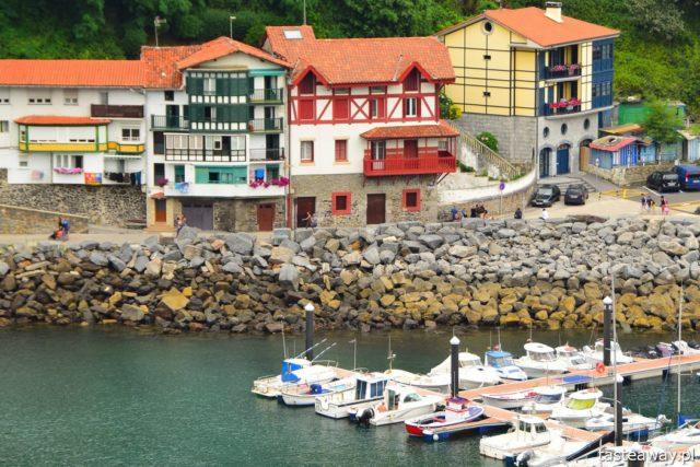 Mutriku, Kraj Basków, co zobaczyć w Kraju Basków, najciekawsze miejsca w Kraju Basków, najpiękniejsze baskijskie wioski, port, baskijskie porty