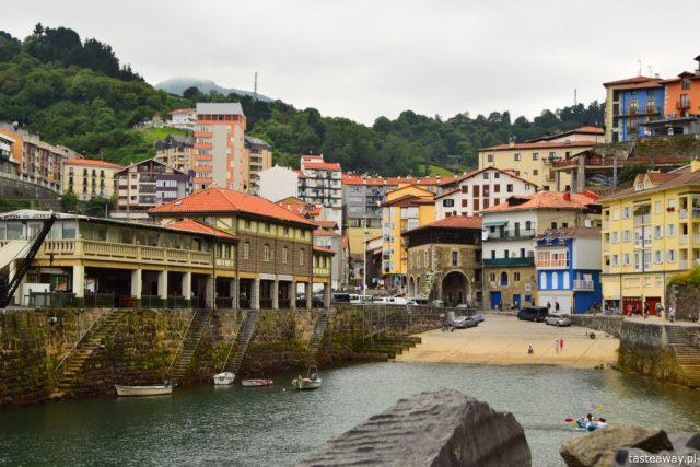 Mutriku, Kraj Basków, co zobaczyć w Kraju Basków, najciekawsze miejsca w Kraju Basków, najpiękniejsze baskijskie wioski
