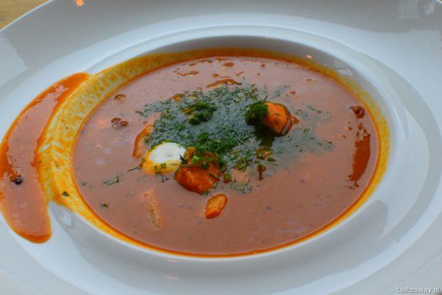 Krew i Woda, Trójmiasto, Gdynia, gdzie jeść w Trójmieście, gdzie jeść w Gdyni, najlepsze restauracje w Trójmieście, ryby, homarowa