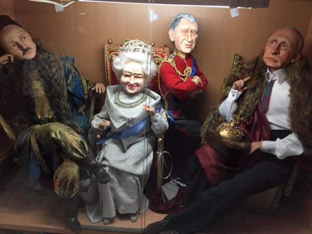 Łotwa, co robić na Łotwie, muzeum lalek, Preili