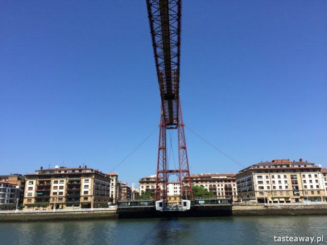 Puente Colgante, Puente de Vizcaya, Portugalete, , Kraj Basków, co zobaczyć w Kraju Basków, najciekawsze miejsca w Kraju Basków, najpiękniejsze baskijskie wioski, port, baskijskie porty