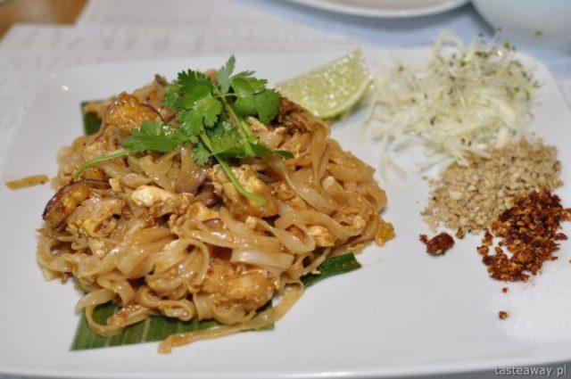 azjatyckie w Warszawie, kuchnia azjatycka, tajskie w Warszawie, gdzie na tajskie, Naam Thai, tajskie na Saskiej Kępie