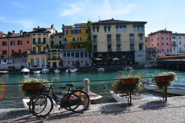 Jezioro Garda, Lago di Garda, co zobaczyć nad Jeziorem Garda, gdzie mieszkać, dom we Włoszech, najpiękniejsze miejsca nad jeziorem Garda, Peschiera del Garda, miasteczka nad Jeziorem Garda