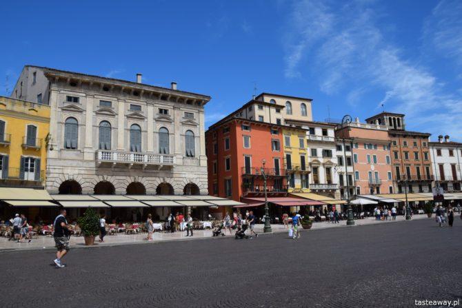 Werona, Włochy, Jezioro Garda, co zobaczyć w Weronie, Werona w kilka godzin