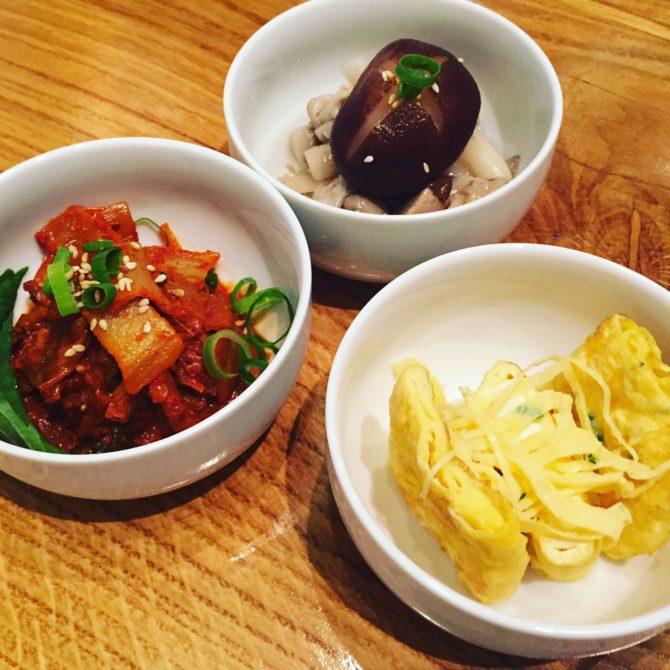 Onggi, kuchnia koreańska, koreańskie, Warszawa, restauracje azjatyckie w Warszawie, tofu, kichi, pandż'an