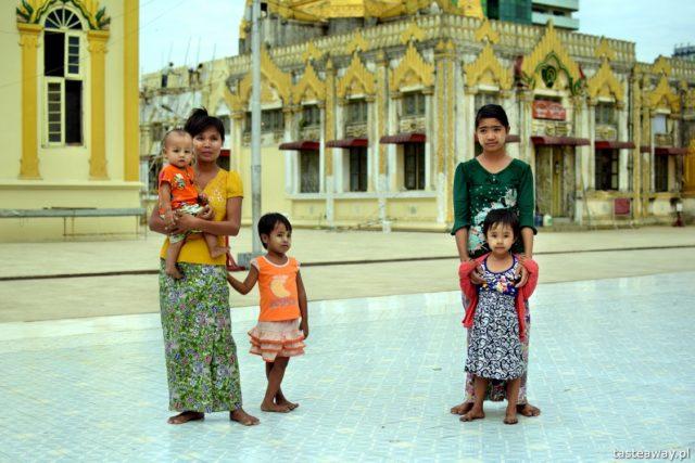 Azja, Azja Południowo-Wschodnia, czy warto jechać do Azji, Tajlandia, Kambodża, Birma, Wietnam, egzotyczne podróże, kierunki na zimę, tanaka, ludzie Birmy