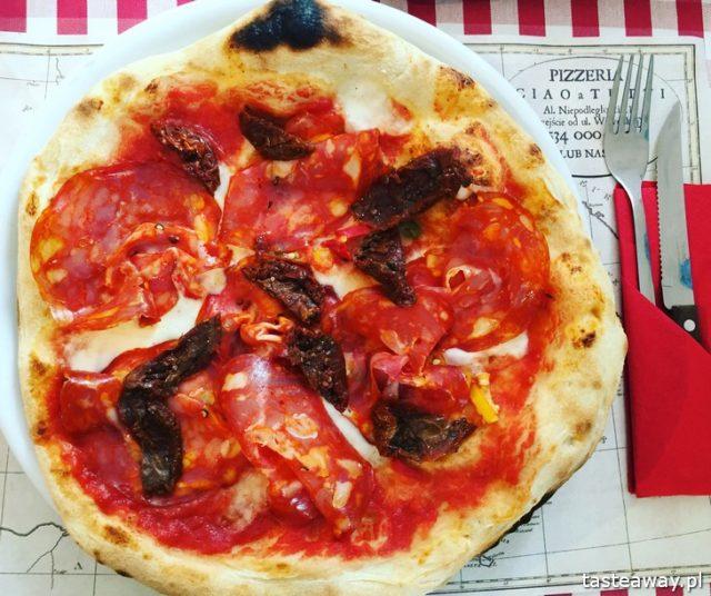 Mokotów, gdzie jeść na Mokotowie, restauracje Mokotów, gdzie na śniadanie, gdzie na lunch, gdzie na pizzę, pizza, Ciao a Tutti Due