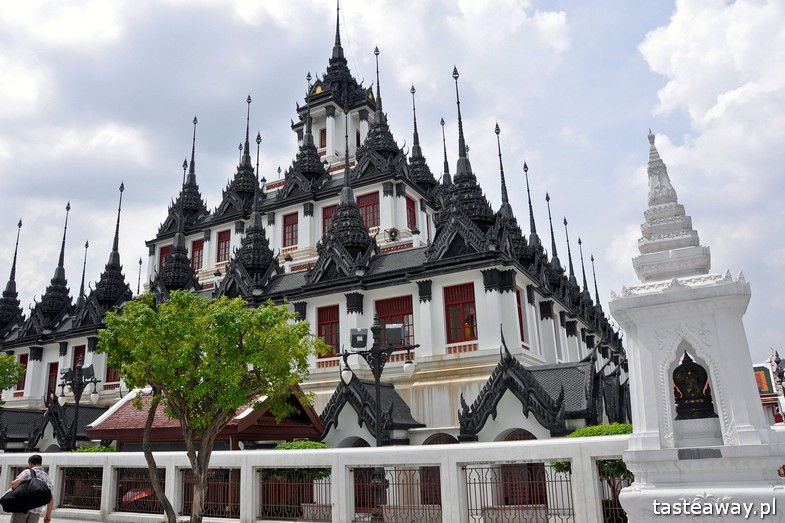 Bangkok, Tajlandia, co zobaczyć w Tajlandii, co zwiedzić w Tajlandii, co zobaczyć w Bangkoku, świątynie Bangkoku