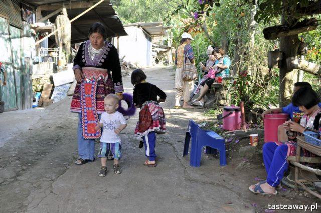 Tajlandia, co zobaczyć w Tajlandii, Chiang Mai, pólnoc Tajlandii, co zobaczyć na północy Tajlandii, plemię Hmong, wioski na północy Tajlandii