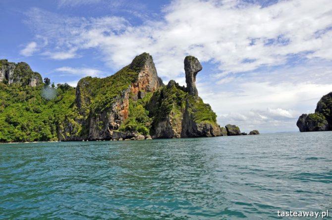 tajlandia, co zobaczyć, co zwiedzać w Tajlandii, południe Tajlandii, tajskie wyspy