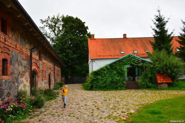 magiczne miejsca w Polsce, magiczne miejsca na Mazurach, gdzie na weekend, Folwark Bielskie,