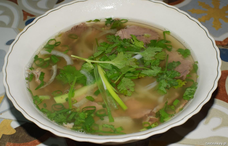 Viet Street Food, Viet Street Food Bistro, kuchnia wietnamska, wietnamskie w warszawie, banh mi, pho, gdzie jeść na Saskiej Kępie, Saska Kępa, zupa pho
