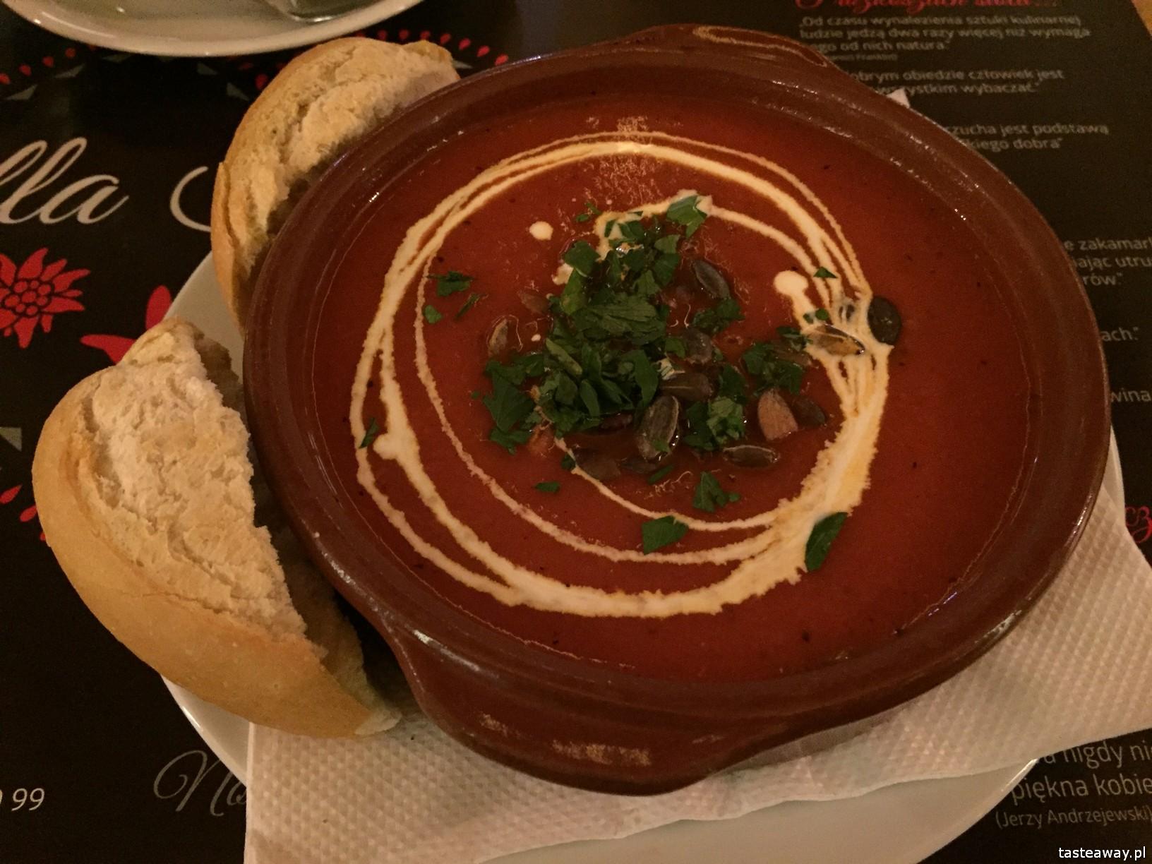 gdzie jeść w Zakopanem, Zakopane i okolice, kuchnia włoska Zakopane, pizza Zakopane, Villa Toscana