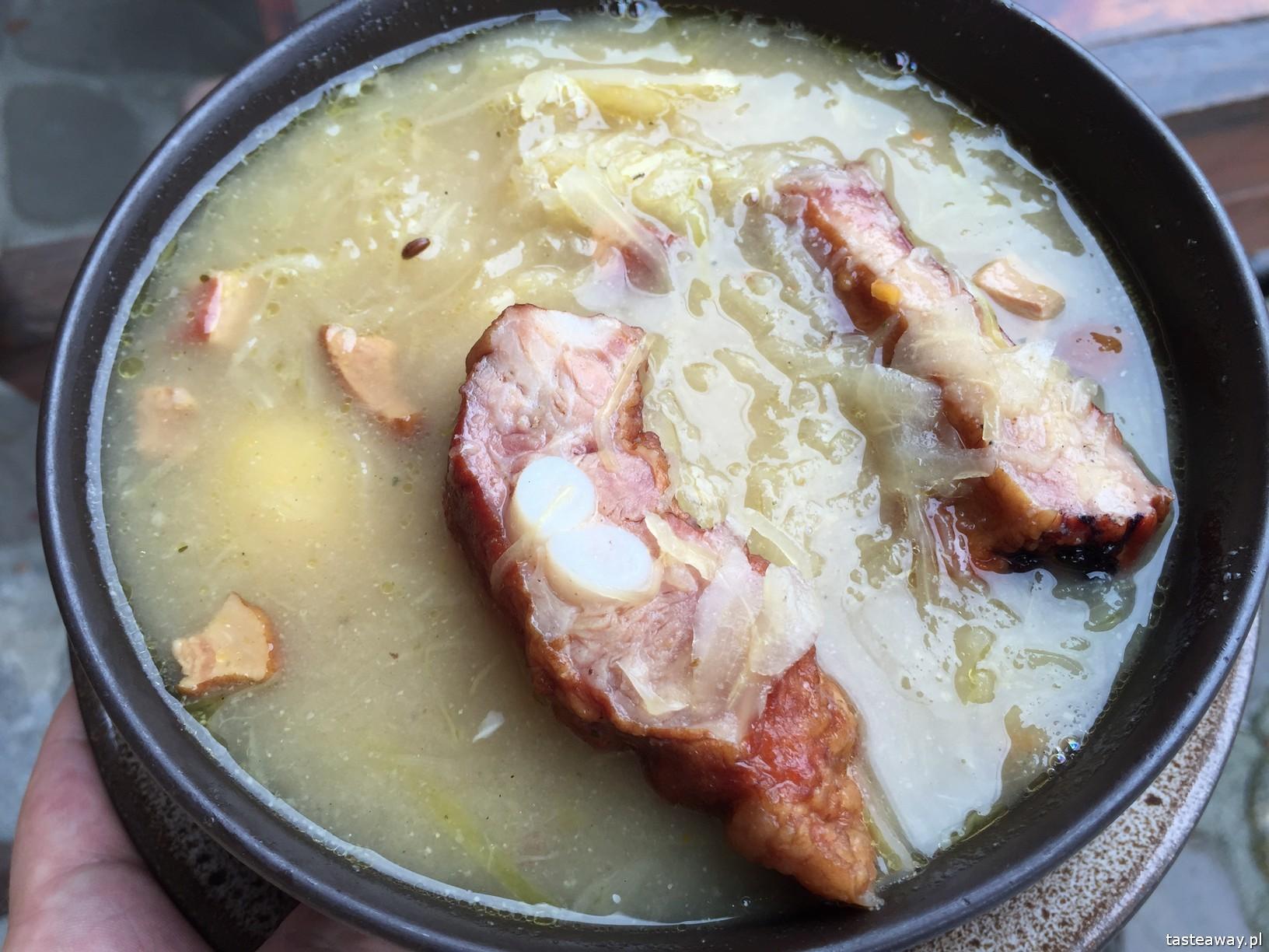 gdzie jeść w Zakopanem, Zakopane i okolice, Bukowina Tatrzańska, gdzie jeść w Bukowinie, kwaśnica, najlepsza kwaśnica