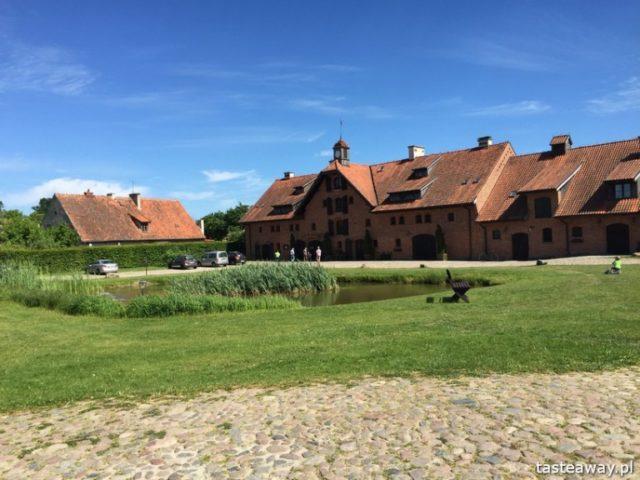 magiczne miejsca w Polsce, magiczne miejsca na jesień i zimę, Pałac Galiny