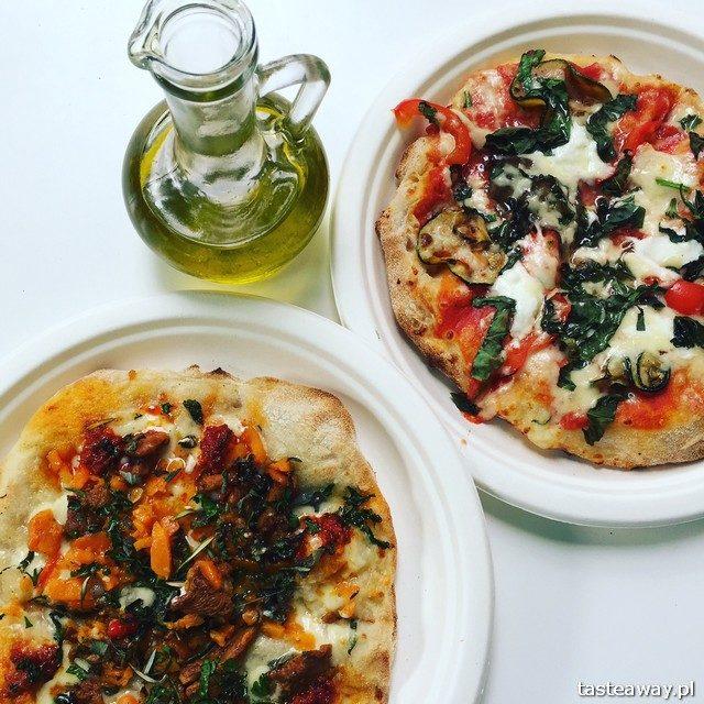 Saska Kępa, restauracje Saska Kępa, gdzie jeść na Saskiej Kępie, Pinsa, pizza inaczej, kuchnia włoska