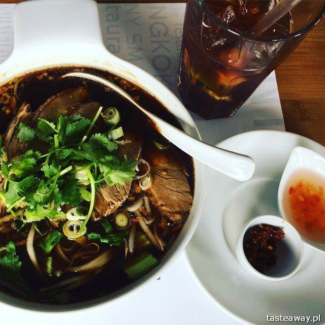 Saska Kępa, gdzie jeść na Saskiej Kępie, restauracje Saska Kępa, kuchnia tajska, gdzie na tajskie, Naam Thai
