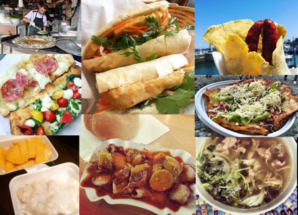 street food, kuchnia uliczna, co warto spróbować, co trzeba spróbować,