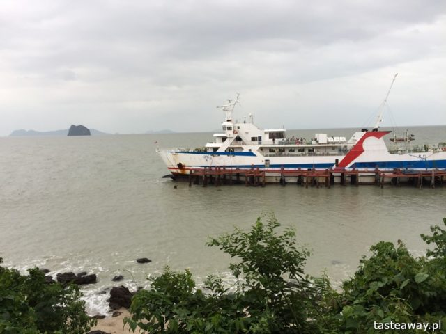 Koh Phangan, tajskie wyspy, Tajlandia, Tajlandia - gdzie na plażę, wakacje w Tajlandii, plażowanie w Tajlandii, Haad Salad, Salad Beach, Surat Thani, Donsak Raja Ferry
