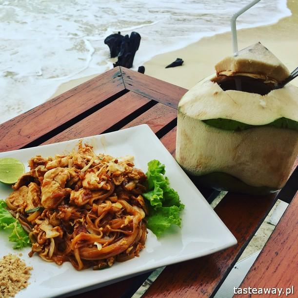 co jeść w Tajlandii, czego spróbować w Tajlandii, kuchnia tajskie, tajskie potrawy, pad thai