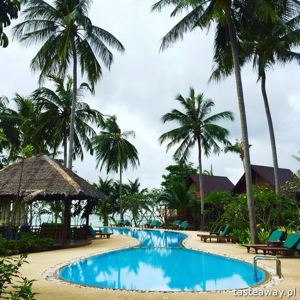 Koh Phangan, tajskie wyspy, Tajlandia, Tajlandia - gdzie na plażę, wakacje w Tajlandii, plażowanie w Tajlandii, Green Papaya Resort