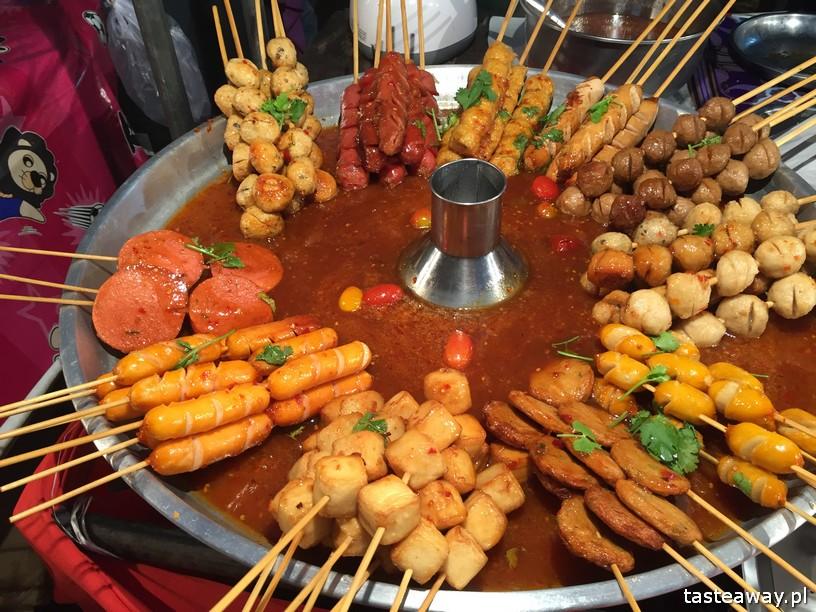 co jeść w Tajlandii, czego spróbować w Tajlandii, kuchnia tajskie, tajskie potrawy, STREET food
