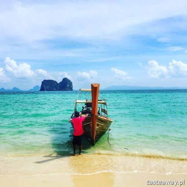 Koh Ngai, rajskie wyspy, gdzie na rajską plażę, Koh Lanta, tajskie wyspy, co zobaczyć w Tajlandii, Koh Hai, Thanya Beach Resort