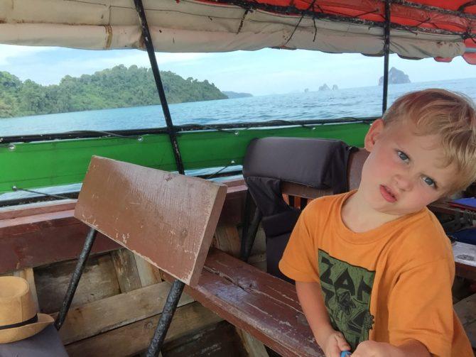podróżowanie z dzieckiem, dziecko w podróży, podróże oczami 5-latka, wideo Maksa