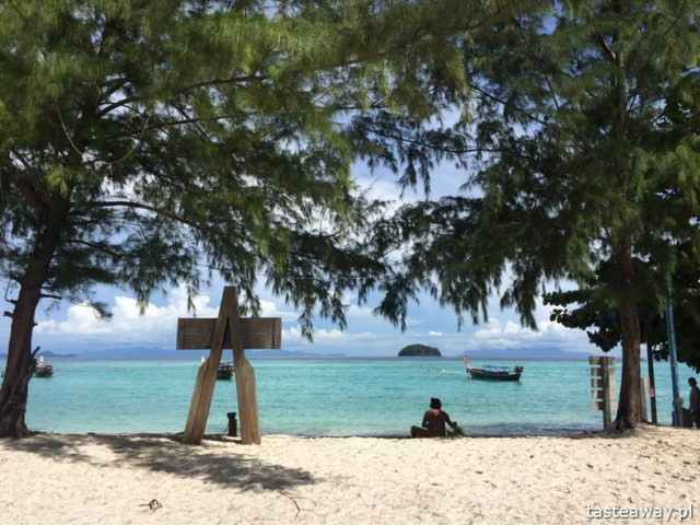 Koh Lipe, Tajlandia, tajskie wyspy, którą tajską wyspę wybrać, wakacje Koh Lipe, co robić na Koh Lipe, gdzie jeść na Koh Lipe, u Gonga, Sunrise Beach Restaurant