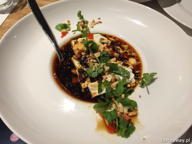 kuchnia chińska, kuchnia chińska w Warszawie, gdzie na chińska, nowe chińska, Pańska 85, tofu
