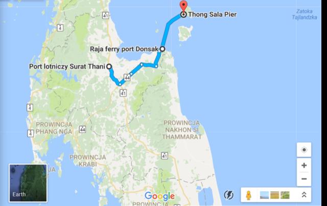 Koh Phangan, Tajlandia, tajskie wyspy, tajskie plaże, jak się dostać na Koh Phangan
