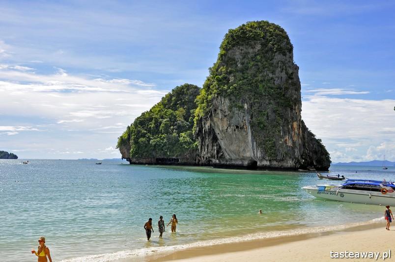 tajskie wyspy, Tajlandia - którą wyspę wybrać, wakacje w Tajlandii, wyspy Tajlandii, rajskie wyspy, Krabi, Railay