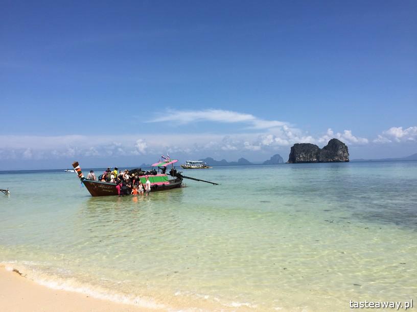tajskie wyspy, Tajlandia - którą wyspę wybrać, wakacje w Tajlandii, wyspy Tajlandii, rajskie wyspy, Koh Ngai