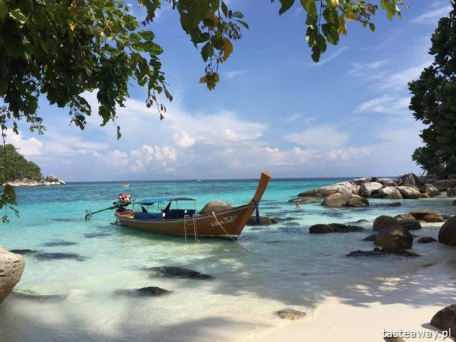 tajskie wyspy, Tajlandia - którą wyspę wybrać, wakacje w Tajlandii, wyspy Tajlandii, rajskie wyspy, Koh Lipe