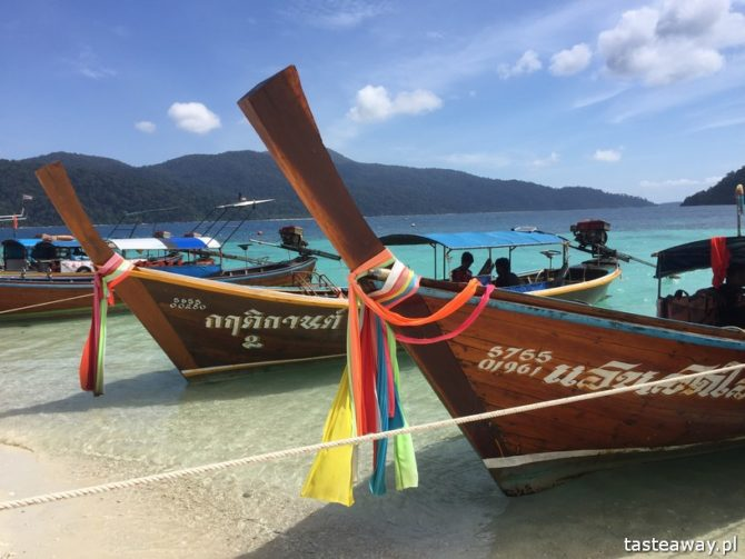 Koh Lipe, Tajlandia, rajskie wyspy Tajladii, rajskie Koh Lipe, Tajlandia - którą wyspę wybrać, snurkowanie, snurkowanie na Koh Lipe, Koh Rawi