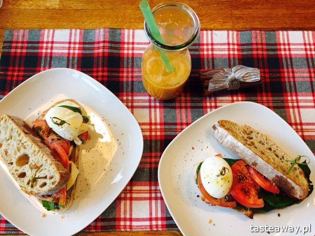 Warszawa śniadanie, gdzie na śniadanie, gdzie na śniadanie w Warszawie, śniadanie na mieście, śniadanie z dziećmi, I Love Juice, zdrowe śniadanie, miasteczko wilanów