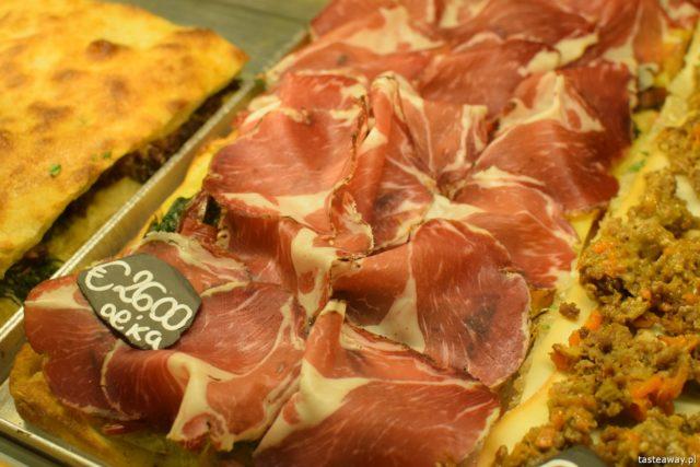 Pizzarium, Bonci, gdzie jeść w Rzymie, pizza na kawałki, gdzie na pizzę w Rzymie, Prati,